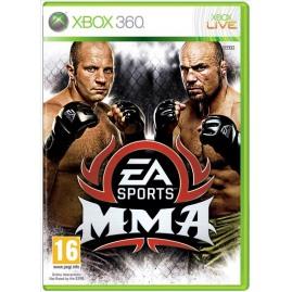EA Sports MMA (używana)