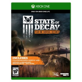 State of Decay: Year-One Survival Edition (używana)