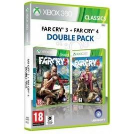 Far Cry 3 + Far Cry 4 PL (używana)