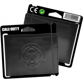 CALL OF DUTY WALLET BLACK - PORTFEL (nowy)