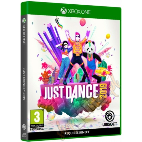 Just Dance 2019 (nowa)