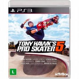 Tony Hawk's Pro Skater 5 (nowa)