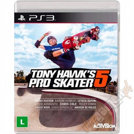 Tony Hawk's Pro SKater 5 (używana)