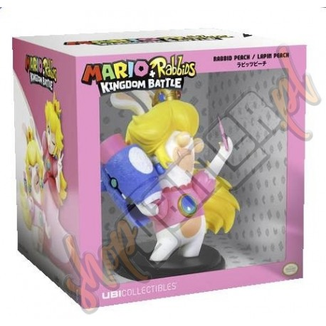 Figurka Mario Rabbids Kingdom Peach (nowa)
