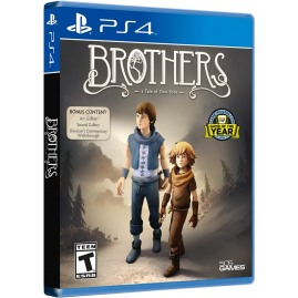 Brothers: A Tale of Two Sons (używana)