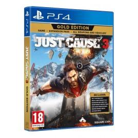 Just Cause 3 Złota Edycja PL (używana)