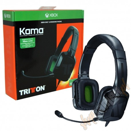 Headset Tritton Kunai do PS3/PS4/XONE/X360/PC przewodowy (nowy)