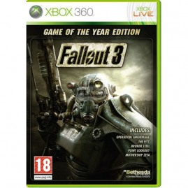 FALLOUT 3 Game Of The year Edition (używana)
