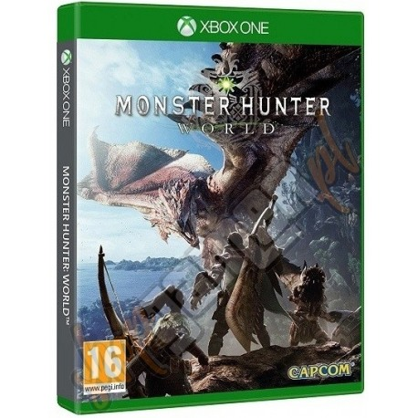 Monster Hunter World (używana)