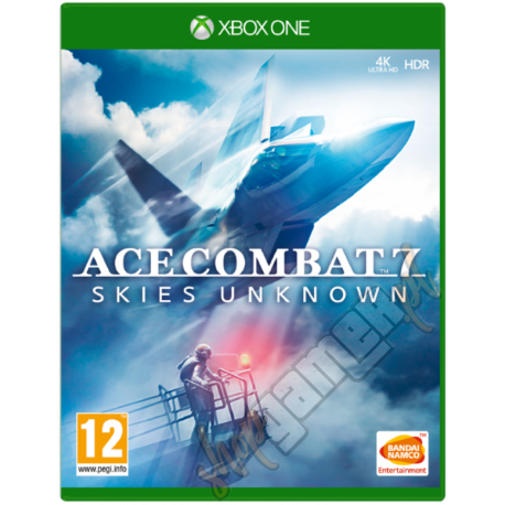 Ace Combat 7 SKIES UNKNOWNPL (Premiera - 18.01.2019)