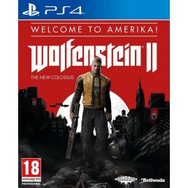 Wolfenstein II The New Colossus Welcome to Amerika! PL (używana)