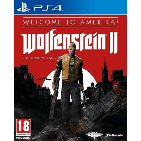 Wolfenstein II The New Colossus Welcome to Amerika! (używana)