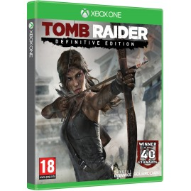 Tomb Raider: Definitive Edition PL (nowa)