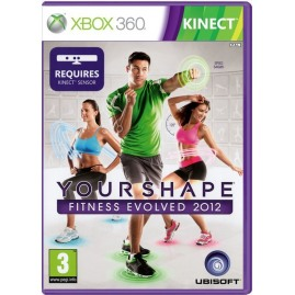 Your Shape: Fitness Evolved 2012 (używana)