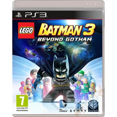 LEGO Batman 3: Poza Gotham (nowa)