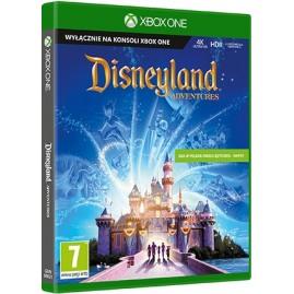 Kinect Disneyland Adventures PL (używana)