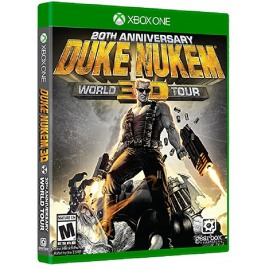 Duke Nukem 3D 20th Anniversary World Tour (używana)