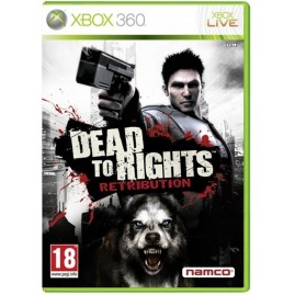 Dead to Rights: Retribution (używana)