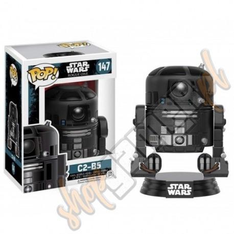 Bobble Star Wars 1 R1 C2-B5 FUNKO POP! VINYL