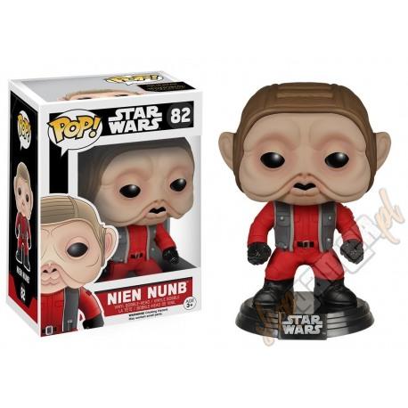 Star Wars Nien Nunb FUNKO POP! VINYL