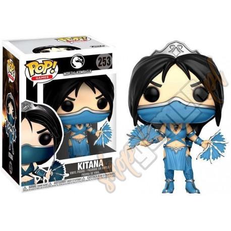 Mortal Kombat Kitana FUNKO POP! VINYL