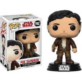 Star Wars TLJ Poe Dameron FUNKO POP! VINYL