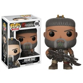 Gears Of War Oscar Diaz FUNKO POP! VINYL