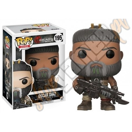 Gears Of War Oscar Diaz FUNKO POP! VINYL