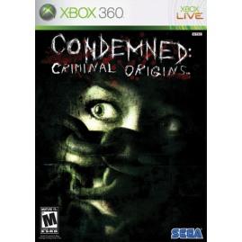 Condemned: Criminal Origins (używana)