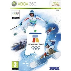 Vancouver 2010 The Official Video Game of the Olympic Winter Games (używana)