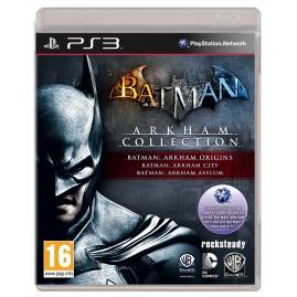 Batman Arkham Collection PL (nowa)