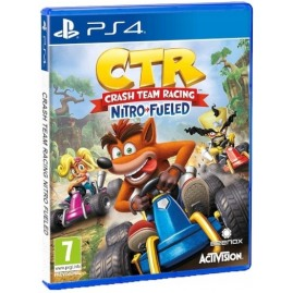 CTR CRASH TEAM RACING NITRO FUELED (nowa)