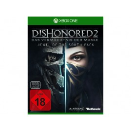 Dishonored 2 South Pack Edition (używana)