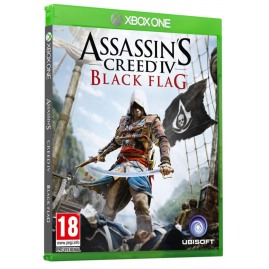 Assassin's Creed IV: Black Flag ANG (używana)