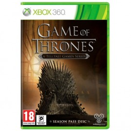 Game of Thrones A Telltale Games Series - Season One (nowa)
