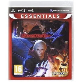 Devil May Cry 4 (używana)