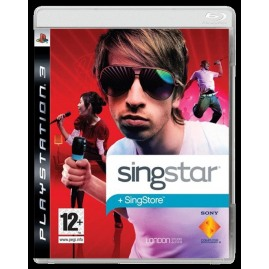Singstar + Singstore (używana)