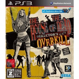 The House of the Dead: Overkill - Extended Cut (używana)