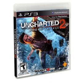 Uncharted 2: Pośród Złodziei PL (używana)