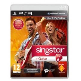 SingStar Guitar PL (używana)