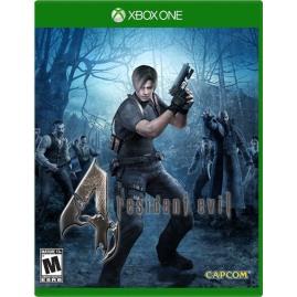 Resident Evil 4 (używana)