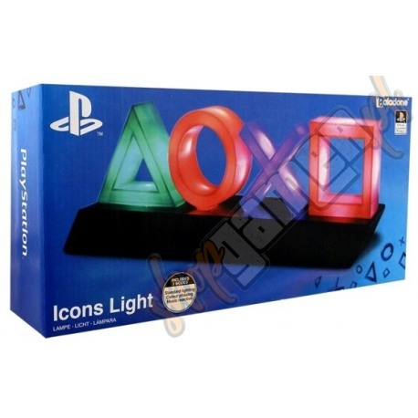 LAMPKA PLAYSTATION ICONS LIGHT (nowa)