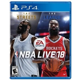 NBA Live 18 (używana)