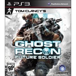 Tom Clancy's Ghost Recon Future Soldier (używana)
