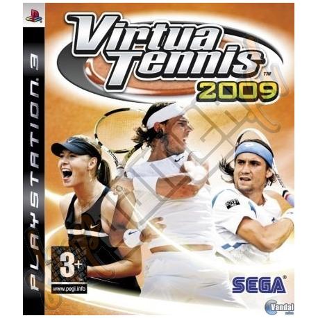 Virtua Tennis 2009 (używana)