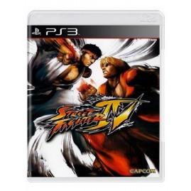 Street Fighter IV (używana)