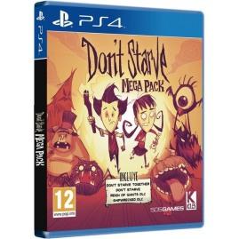 DON'T STARVE MEGA PACK PL (nowa)