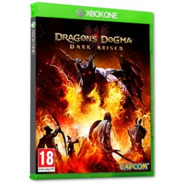 DRAGON'S DOGMA DARK ARISEN (używana)