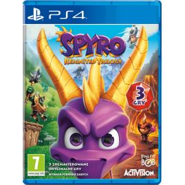 Spyro Reignited Trilogy PL (używana)