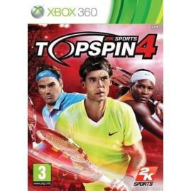 Top Spin 4 (używana)